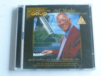 Stef Meeder - Hollands Goud (2 CD)