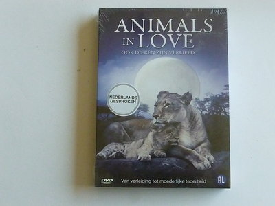 Animals in Love (DVD) nieuw