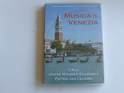 Urker Mannen Ensemble - Call / Musica di Venezia (CD + DVD)