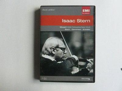 Isaac Stern - Mozart violin concertos 3 & 4 (DVD)