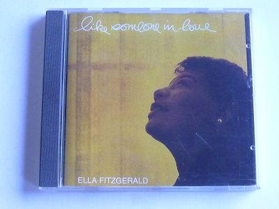 Ella Fitzgerald - Like someone in Love