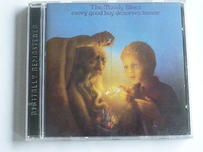 The Moody Blues - Every good boy deserves favour (remastered)