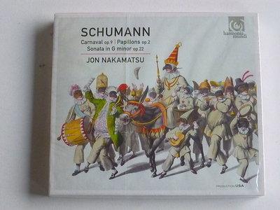 Schumann - Piano sonata 2 / Jon Nakamatsu (nieuw)