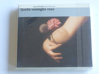 Sacro & Profano - Quella Vermiglia Rosa (nieuw)