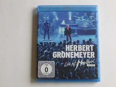 Herbert Gronemeyer - Live at Montreux 2012 (blu-ray)