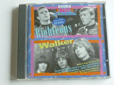 Double Best of the Righteous Brothers - The Walker Brothers