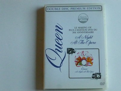Queen - A Night at the Opera (2 DVD)