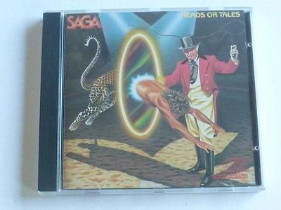 Saga - Heads or Tales (USA)