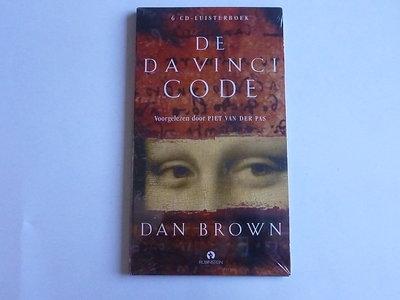 Dan Brown - De Da Vinci Code (6 CD luisterboek) nieuw