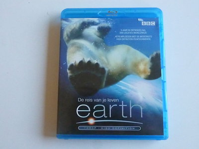 Earth BBC - De reis van je leven (blu-ray disc)