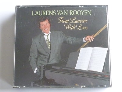 Laurens van Rooyen - From Laurens with Love (2 CD)