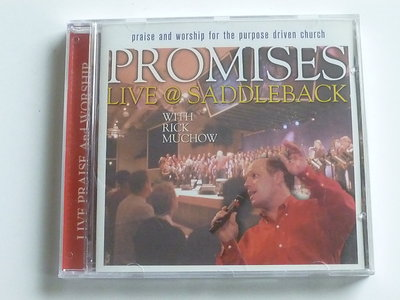 Promises Live / Saddleback with Rick Muchow (nieuw)