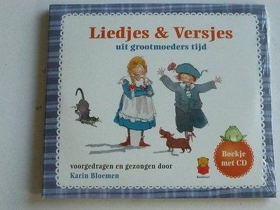 Liedjes & Versjes uit grootmoeders tijd - Karin Bloemen (nieuw)