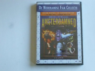 Amsterdamned (DVD) Nieuw