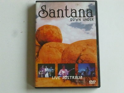 Santana - Down Under / Live in Australia (DVD)
