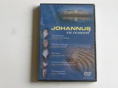Johannus in Concert (CD + DVD)Nieuw