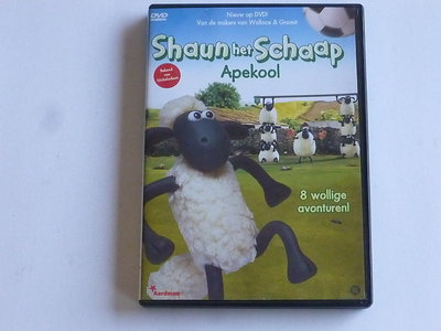 Shaun het Schaap - Apekool (DVD)
