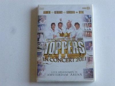 Toppers in Concert 2011 (2DVD) Nieuw