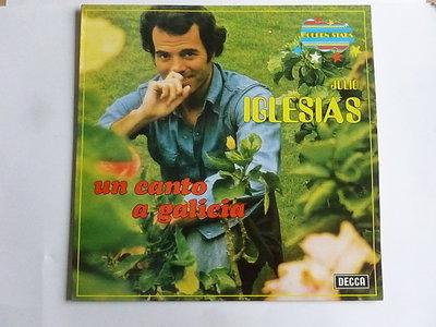 Julio Iglesias - Un canto a galicia (LP)