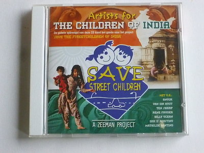 Artists for The Children of India