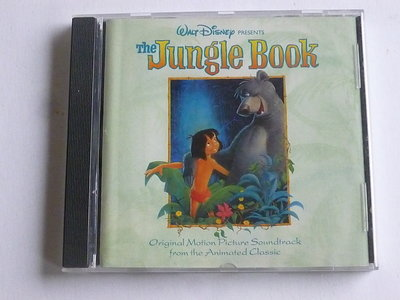 The Jungle Book - original Walt Disney Soundtrack