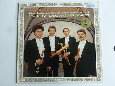 Amsterdam Loeki Stardust Quartet - Baroque recorder music (LP)