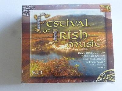Festival of Irish Music (5 CD) Nieuw