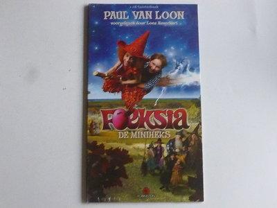 Paul van Loon - Foeksia de Miniheks (2CD Luisterboek)
