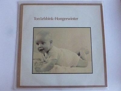 Ton Ebbink - Hongerwinter (mmv The Lau) LP