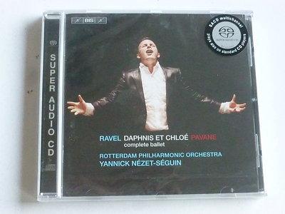 Ravel - Daphnis et Chloe / Yannick Nezet-Seguin (SACD) Nieuw