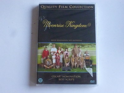 Moonrise Kingdom - Wes Anderson (DVD) Nieuw