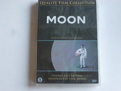 Moon - Duncan Jones (DVD) Nieuw