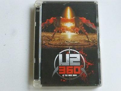 U2 - 360 at the Rose Bowl (DVD)