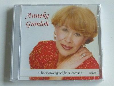 Anneke Grönloh - Al haar onvergetelijke successen (CD + DVD) Nieuw