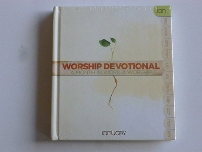 Worship Devotional - A Month in Word & Worship (2011) 2 CD Nieuw