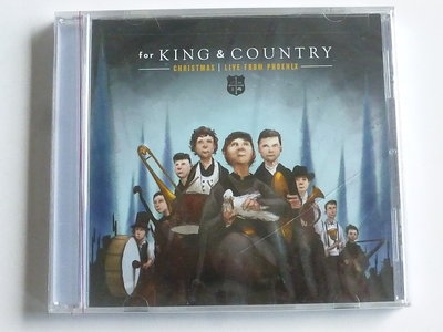 for King & Country - Christmas / Live from Phoenix (nieuw)
