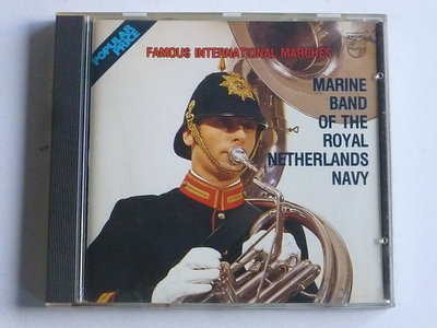 Marine Band of the Royal Netherlands Navy - Famous International Marches