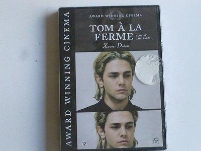 Tom a la Ferme - Xavier Dolan (DVD) Nieuw