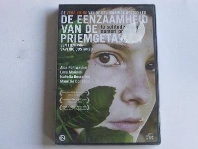De Eenzaamheid van de Priemgetallen - Saverio Costanzo (DVD) Nieuw