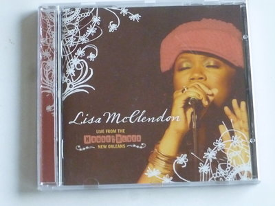 Lisa McClendon - Live from the House of Blues
