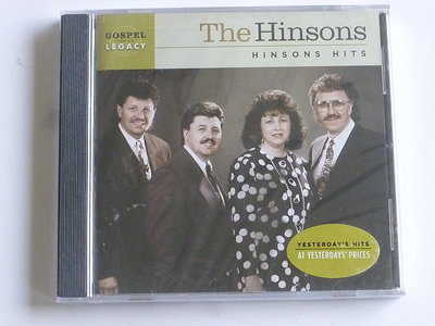 The Hinsons - Hinsons Hits (nieuw)