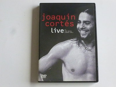 Joaquin Cortes - Live at the Royal Albert Hall (DVD)