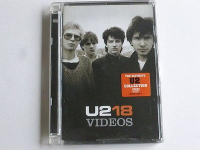 U2 - 18 / Videos (DVD)