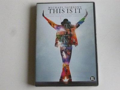 Michael Jackson - This is it (DVD) Nieuw