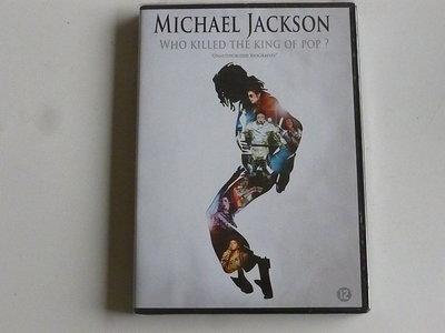 Michael Jackson - Who killed the King of Pop? (DVD) Nieuw
