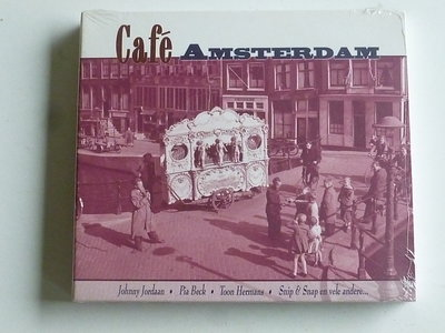 Cafe Amsterdam (2 CD) Nieuw