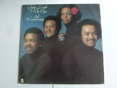 Gladys Knight & The Pips - 2nd Anniversary (LP)