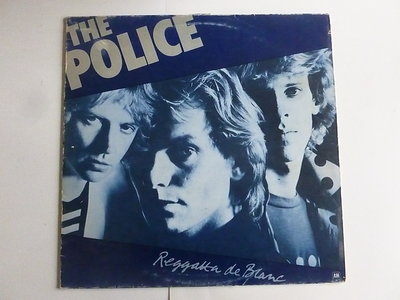 The Police - Regatta de Blanc (LP)