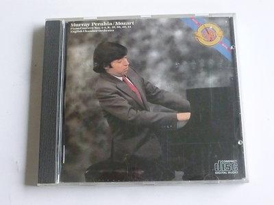 Murray Perahia -  Mozart Piano Concerti nos 1-4