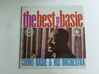 Count Basie - The best of Basie (roulette) LP